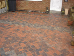 Transformed with Block Paving