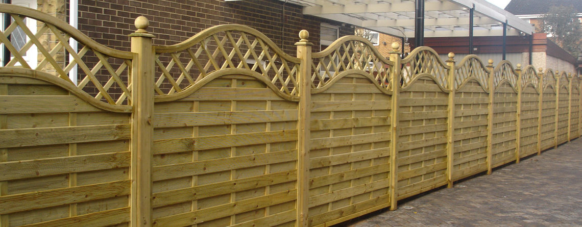 Garden Fencing & Decking Installation